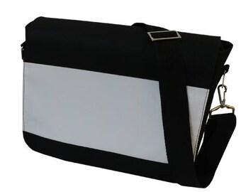 Modifiable Cover Messenger Bag, Special Design Briefcase