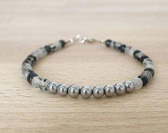 Nilaveli Bracelet - Rutile Quartz