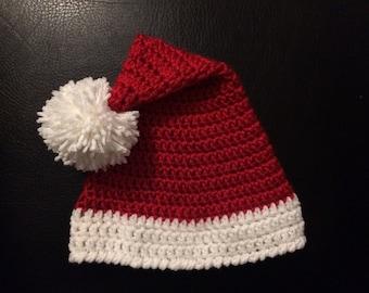 Santa hat - Child sized
