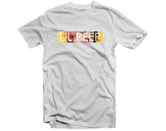 LIL PEEP T-shirt - WHITE