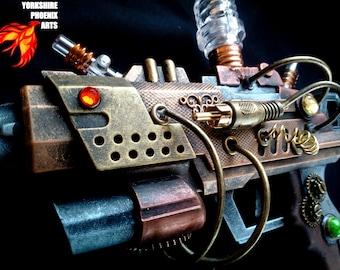 Steampunk, Steampunk gun, Steampunk Nerf gun, Steampunk Ray Gun, Ray gun, Nerf gun, Steampunk accessory, Steampunk weapon