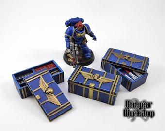 Scatter Terrain: Ammo Crates