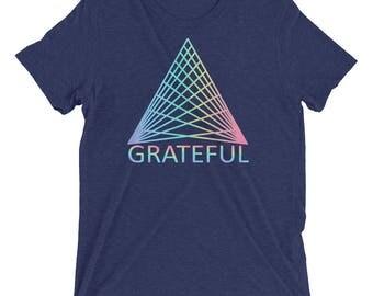 Grateful t shirt, grateful tee, the grateful tee, grateful shirt, Unisex Tee