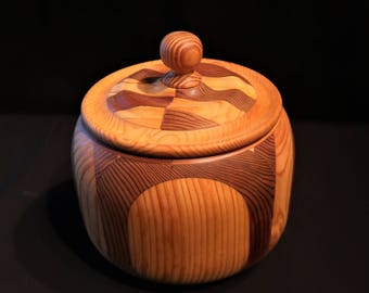 Handmade Wooden Bowl by Gerry