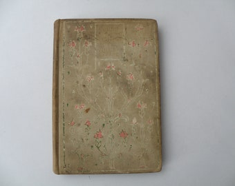 Rare Vintage 1905 copy of Jules Verne's Around the World in Eighty Days