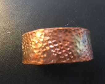 "1"" Copper Dragonkin Cuff"