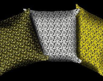 Valentino Rossi VR46 Inspired Cushion