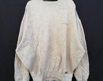 Vintage UP Renoma Sweatshirt Spellout Big Logo