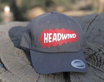 Headwind POW! Dad Hat Disc Golf