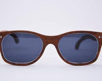 Empelt sunglasses model Tossal big Walnut