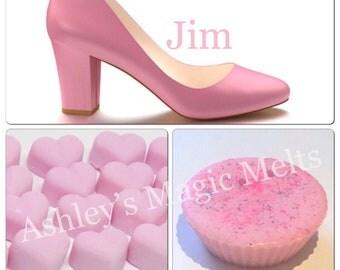 3 jimmy choo perfume soy wax melts, strong wax melts, cheap wax melts, perfume dupes, best wax melts