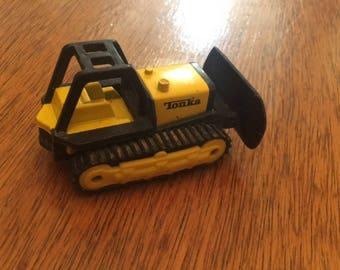 Tonka Yellow Truck