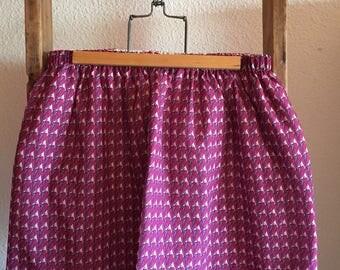 Skirt elastic waist (38-44)