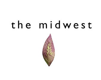 The Midwest Digital Art Work - Digital Download - Chicago Art & Souvenir - Wallpaper