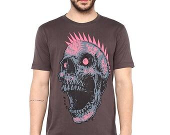Neon metal head
