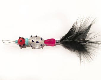 Speckled Fishing Lure