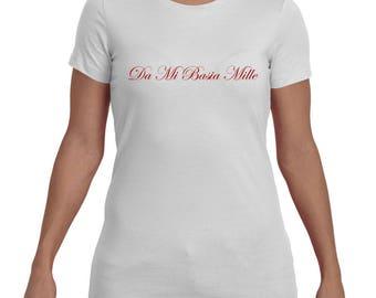 Outlander Women's T-Shirt Thousand Kisses