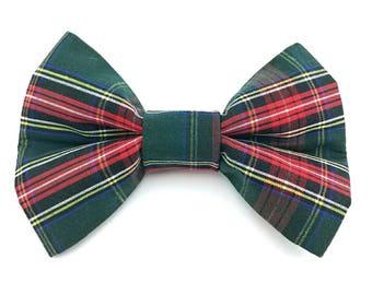 Tartan - Pet bow tie