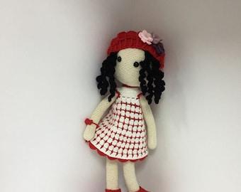 Amigurumi, Doll