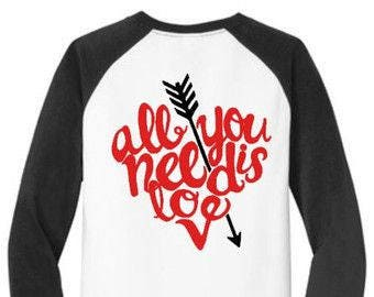 All You Need Is Love Women's Shirt