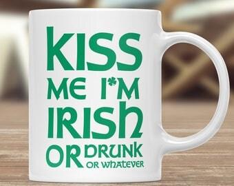 St Patricks Day Gift, St Patricks Day Mug, St Patrick's Day Gift, St Patrick's Day Mug, Funny Mug, St Paddy's Day, Funny St Patty Mug