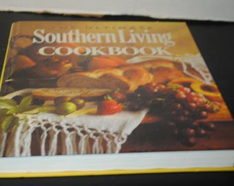 The Ultimate Southern Living Hard Back Cookbook