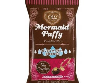 Pasta Mermaid Puffy Chocolate