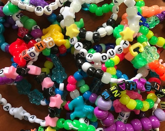 Rave Kandi Bracelets (set of 3)