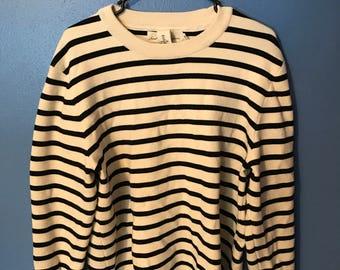 Stripped Sweater / Crewneck