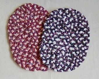 Handmade Braided Place mats