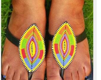 Maasai Ngao Sandals