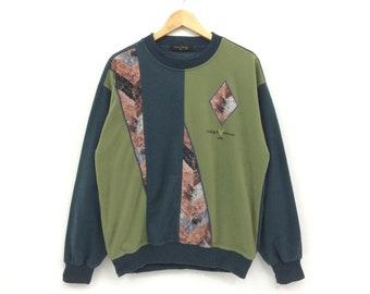 Rare!! Vintage Rudolph Valentino Since 1921 Sweatshirt Pullover Jumper