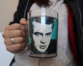 Vintage James Dean Tumbler Mug
