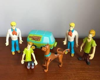 Scooby-Doo action figures