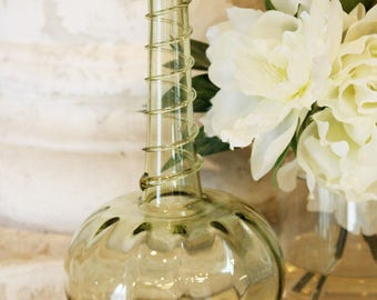 Murano Antique Hand Blown Vase