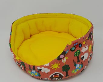 Cuddle Cup / Small pets / Guinea Pigs / bedding / Cotton and Fleece bedding