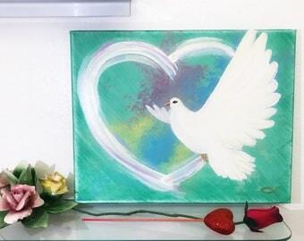 Spirit of love (green)