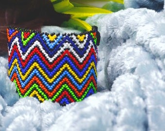 Handmade Maasai Bracelet