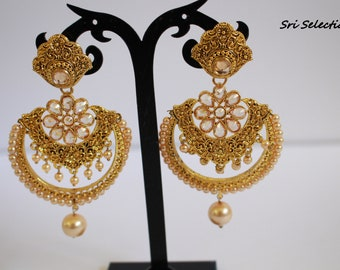 Indian Kundan Jewelery/Artificial Jewelery/Bollywood Fancy Jewelery - A103