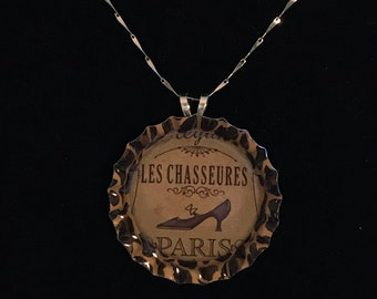 Les Chasseures Necklace