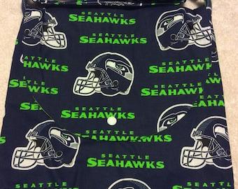 Seahawks Adjustable Shoulder Bag