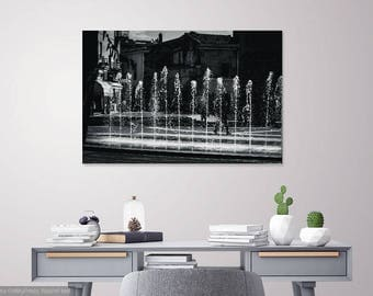 Photography Poster // Wall Art Photo // Canvas - Details from Oristano, N/W