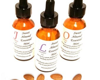 Sweet Almond Essentials - Serums for All Skin Types