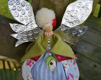Fairy Decoration - Rosa