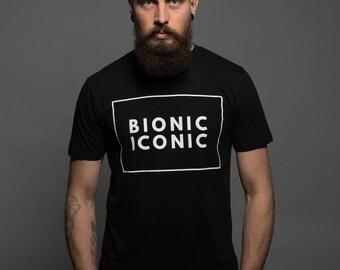 Bioniciconic Logo T Shirt