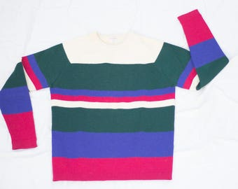 Vintage Brooks Brothers Wool Sweater.