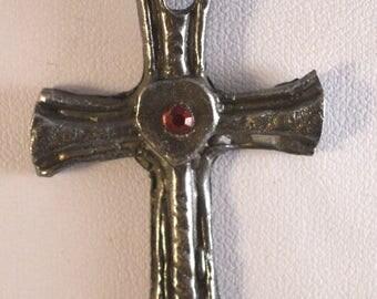 Heart of the Cross Pendant