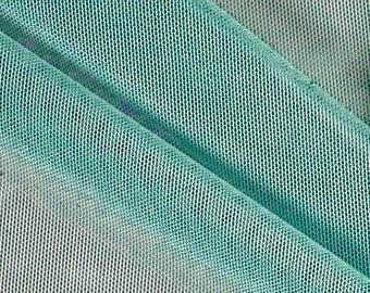 Katie MINT English Netting Fabric by the Yard - 10067