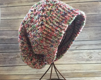 Handcrafted Slouchy Beanie