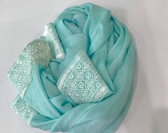 water love comfortable fancy hijab